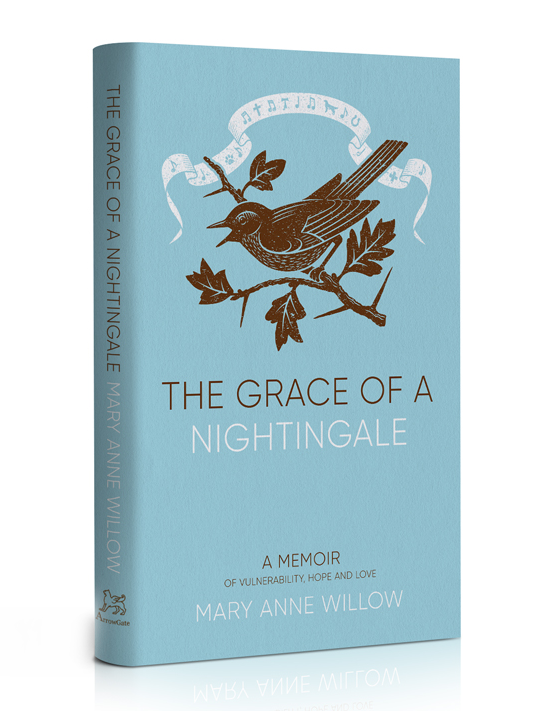 The Grace of a Nightingale cover