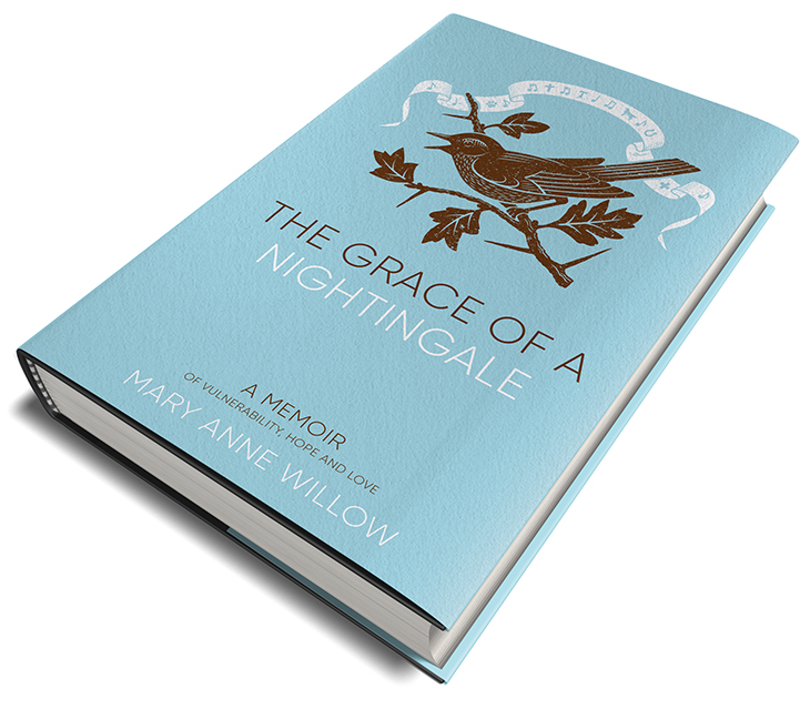 The Grace of a Nightingale book cover