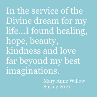 Quote – The Divine Dream